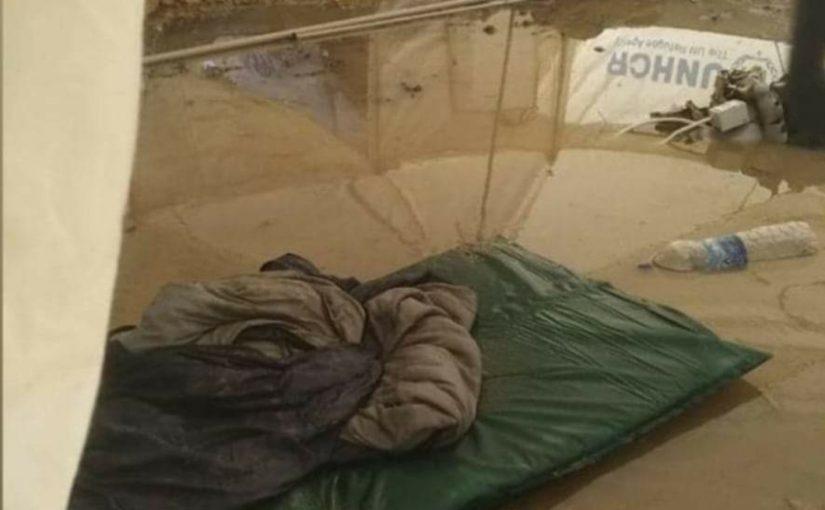 Parlamentarische Gebetsfeier und die Zustände auf Lesbos