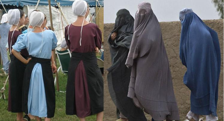 """Die Taliban und """"christliche Fundamentalisten"""""""